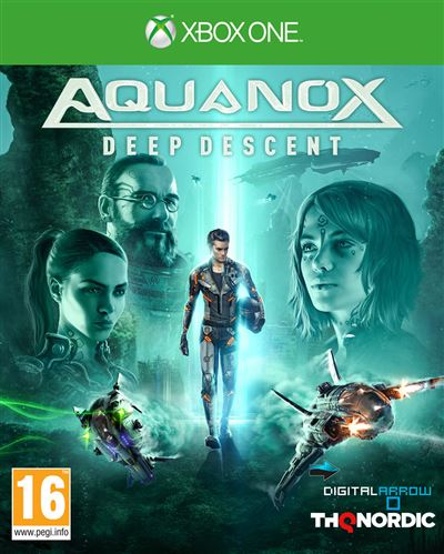Aquanox Deep Descent Xbox One
