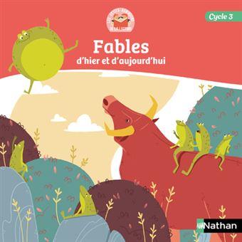 Les petits robinsons de la lecture:les fables