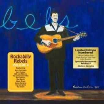 Jerry Lee Lewis, Carl Perkins, Ray Harris, Roy Orbison