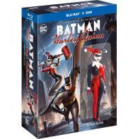 Batman and Harley Quinn Edition limitée Combo Blu-ray DVD