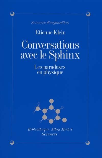 Conversations avec le sphinx (POD)
