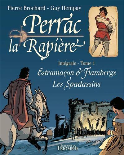 Estramaçon et Flamberge, les spadassins
