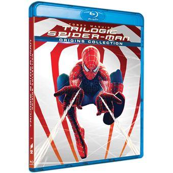 Spider-ManSpider-Man Origins Blu-ray