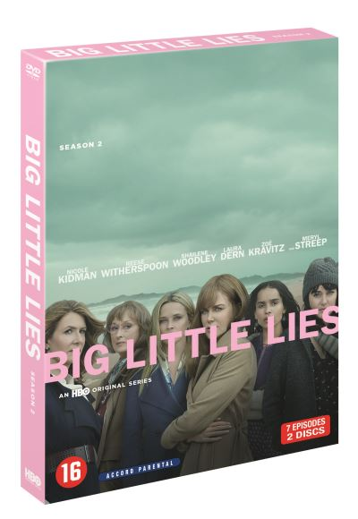 Big Little Lie saison 2