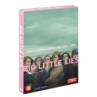 Big Little LiesBig Little Lies Saison 2 DVD