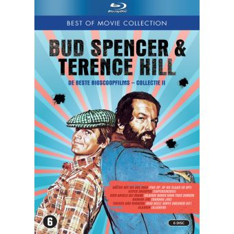 Bud spencer &; Terence hill:best of movie collection 2-NL-BLURAY