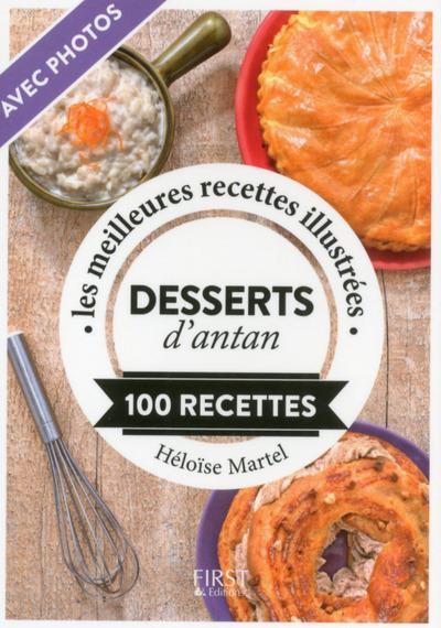 Le Petit Livre de - Desserts d'antan