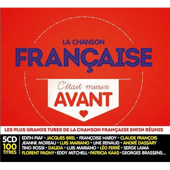C'était mieux avant : Chanson française