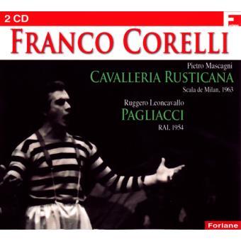 Franco Corelli In Cavalleria Und Pagliacci