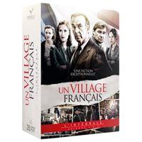 Coffret Un village français L'intégrale des saisons 1 à 7 DVD