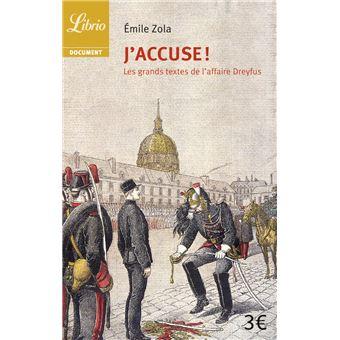 J Accuse De Zola