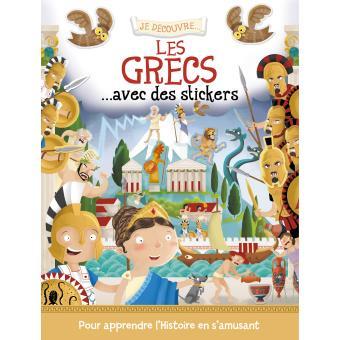 Je découvre les grecs