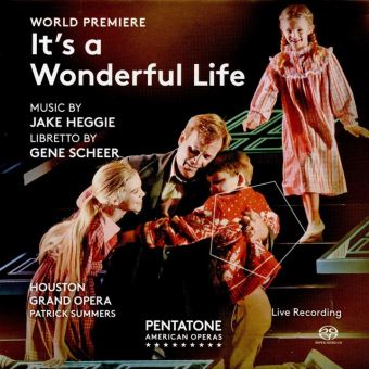 Heggie : It's A Wonderful Life