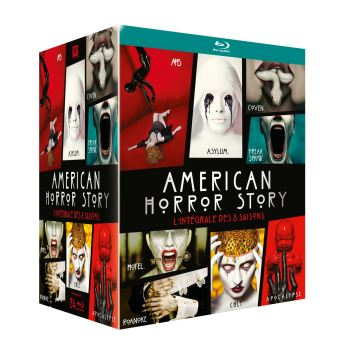 American Horror StoryCoffret American Horror Story L'intégrale Blu-ray