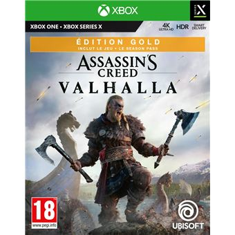 Assassin's Creed Valhalla Edition Gold Xbox