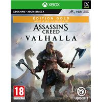 Assassin's Creed Valhalla Edition Gold Xbox One