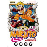 Naruto - Tome 1 avec Sticker euro