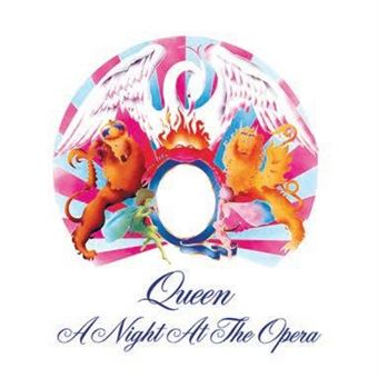Queen-night at the opera-canvas