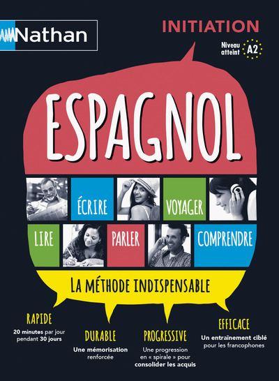 Espagnol - Coffret Initiation Voie express initiation Livre + CD audio