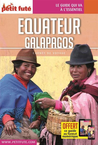 Equateur 2016 carnet petit fute