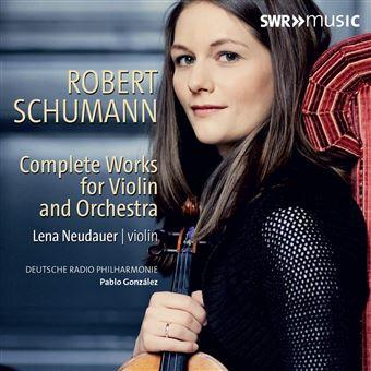 Integrale des oeuvres pour violon et orchestre