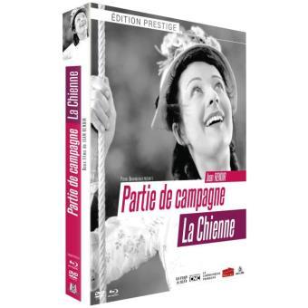 Coffret Renoir 2 films Edition Prestige DVD + Blu-ray