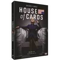 House of Cards Saison 6 DVD