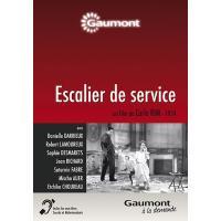 Escalier de service DVD