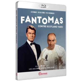 Fantômas contre Scotland Yard Blu-ray