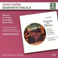 Saint-Saëns : Samson et Dalila Coffret