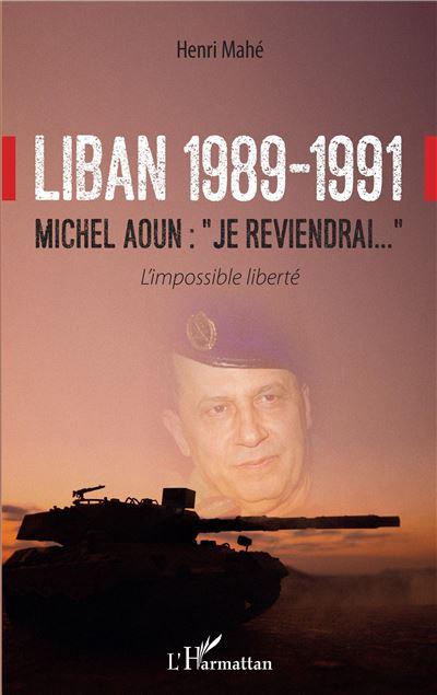 Liban 1989-1991