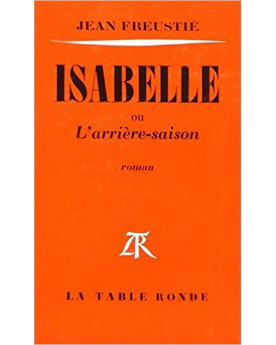 Isabelle ou l arriere s