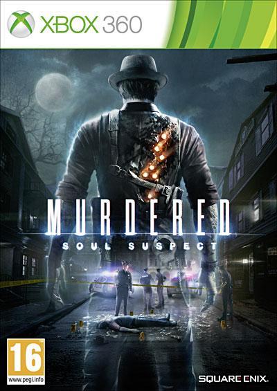 Murdered Soul Suspect Xbox 360 - Xbox 360
