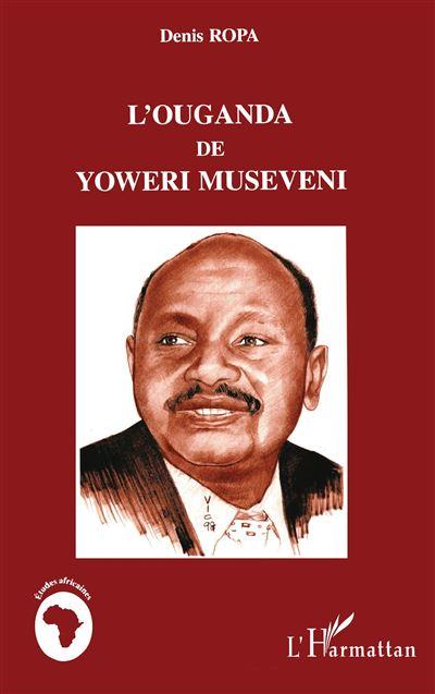 Ouganda de yoweri museveni
