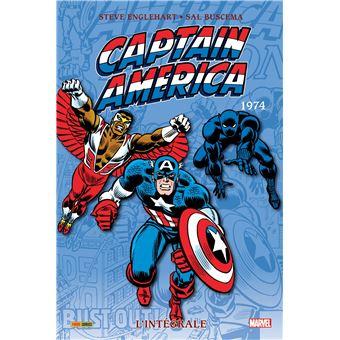 Captain AmericaL'intégrale 1974