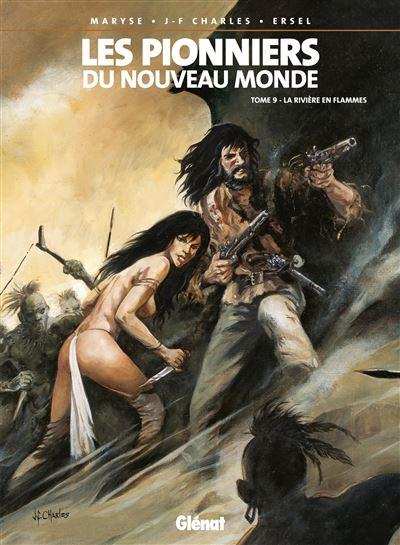 Les Pionniers du Nouveau Monde - Tome 9 Tome 09 : Les Pionniers du nouveau monde