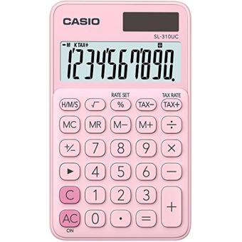 Casio  sl-31ouc c-pk-s-uc pink