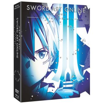 SWORD ART ONLINE THE MOVIE-FR-BLURAY