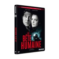 La bête humaine DVD