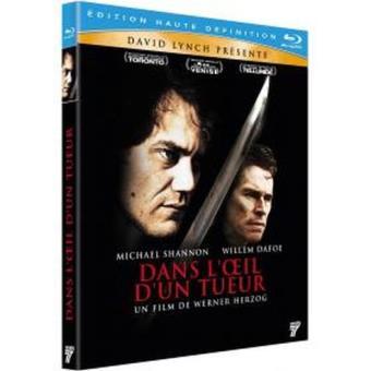 Dans l'œil d'un tueur Blu-ray