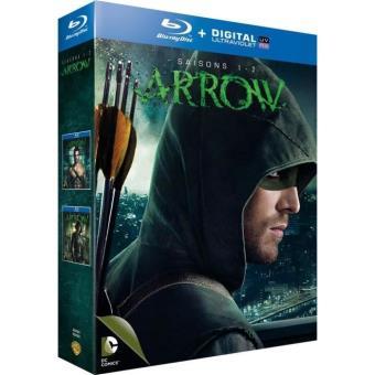 ArrowArrow Saisons 1 et 2 - Blu-ray
