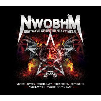 NWOBHM/2CD