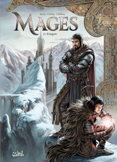 Mages T02 - Eragan - 9782302079458 - 9,99 €