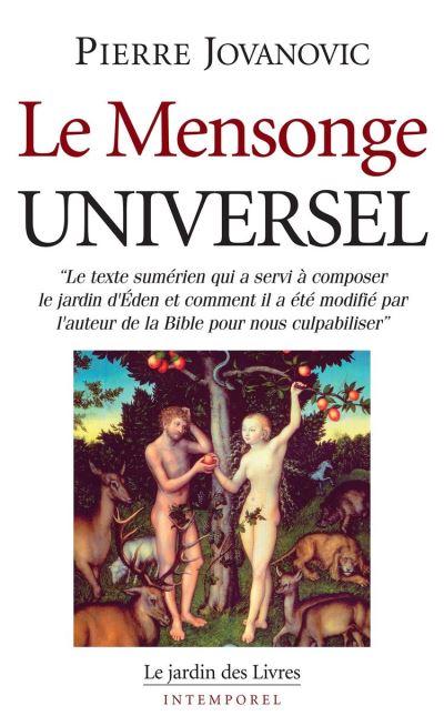 Le Mensonge Universel - 9782369990918 - 9,99 €