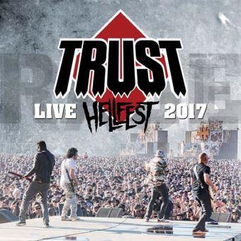 Hellfest 2017 Au Nom De La Rage Tour Digipack inclus DVD