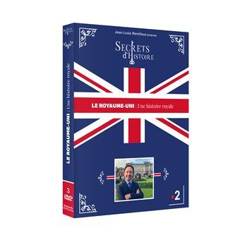 Secrets d'histoire Le Royaume-Uni : Une histoire royale Edition Spéciale DVD