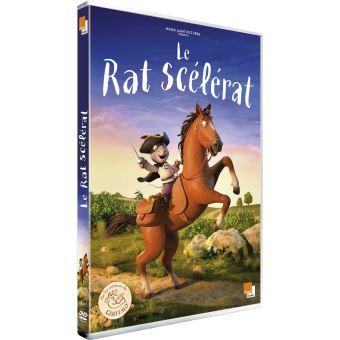 Le Rat scélérat DVD