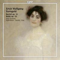 Sextet for Strings op.10; Suite op.23
