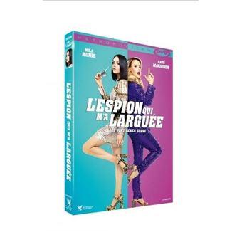 L'espion qui m'a larguée DVD