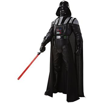 Figurine lectronique star wars dark vador 120 cm grande - Grande figurine star wars ...